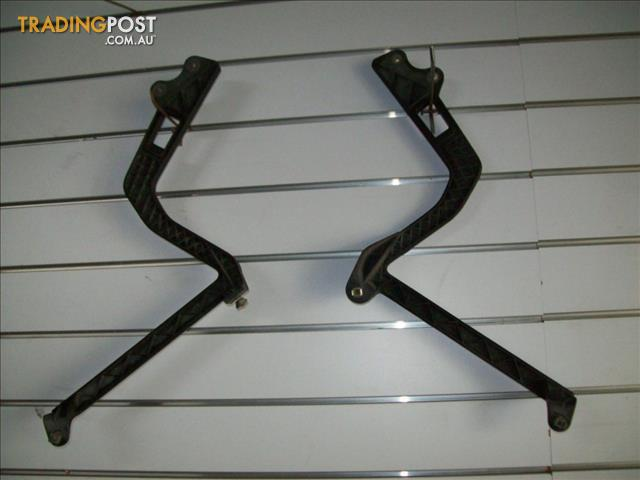 BMW Pannier Brackets. Fits K100, K75, K1100 models and R100R and Mystik