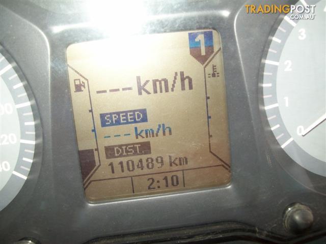 BMW R1200RT 2006 WRECKING