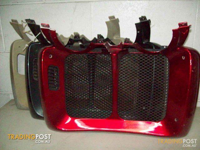BMW K100RT K100LT Radiator Trim Panel