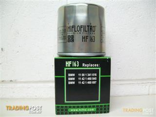BMW MOTORCYCLE - K and R OIL FILTER HIFLOFILTRO HF 163