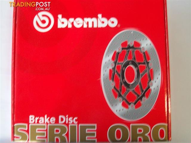 BMW K100   K75  Front Brake Disc - BREMBO