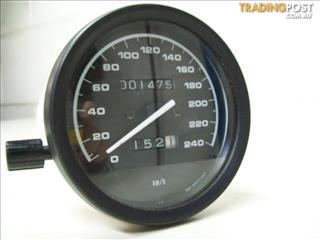 BMW R1150RT Speedo
