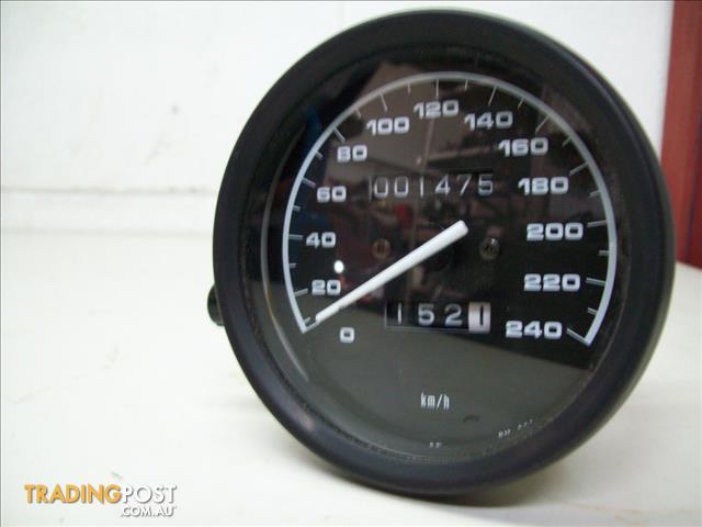 BMW R1150RT Speedo