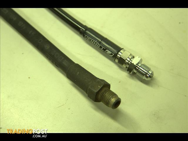BMW /6, /7 unfaired upto 1985  Venhill Braided Brake Lines