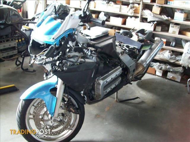 BMW K1200RS Wrecking