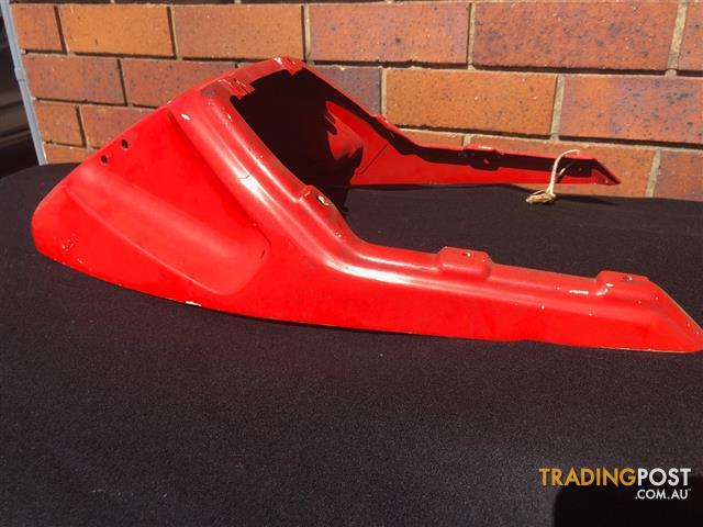 BMW R65LS Tail Fairing - Red