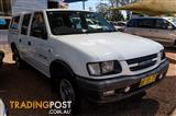 2001  Holden Rodeo LX TF Utility