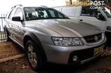 2005  Holden Adventra SX6 VZ Wagon