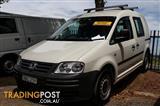 2006  Volkswagen Caddy  2KN Van