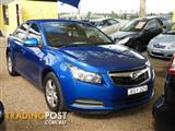 2010  Holden Cruze CD JG Sedan