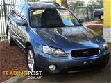 2004  Subaru Outback R B4A Wagon