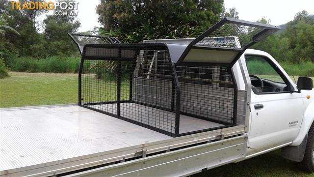 dog cages for utes & dog cages for utes for sale in Murwillumbah NSW | dog cages for utes