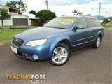 2007 SUBARU OUTBACK 2.5I LUXURY MY07 4D WAGON