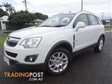 2012 HOLDEN CAPTIVA 5 FWD CG SERIES II 4D WAGON