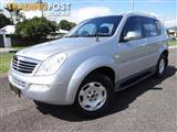 2004 SSANGYONG REXTON RX290 LIMITED Y200 4D WAGON