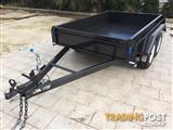 8x5 TANDEM ROLLED BODY MODEL 2000KG