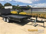16X6'6 MODERN TRAILERS DELUXE  Car Carrier Trailer