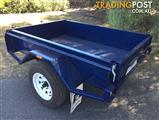7x5 SUPREME  ROLLED BODIES TRAILERS (NEW MODEL)