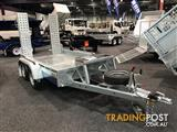 ECO PLANT TRAILER 2.5m x 1.5m 2600KG NO ELECTRIC BRAKES REQUIRED