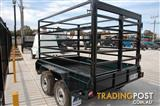 Modern Trailer Customised Cattle Crates