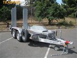 PLANT TRAILER 3500kg - NO ELECTRIC BRAKES REQUIRED