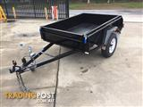 7x4 Supreme Rolled Body 350MM High Sides
