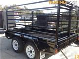 MODERN TRAILERS CATTLE CRATES