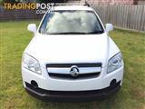 2007 HOLDEN CAPTIVA CX (4x4) CG 4D WAGON