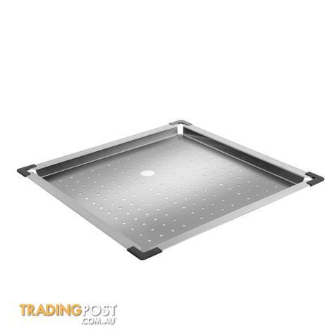 Square Stainless Steel Kitchen Sink Colander Insert Strainer Drainer ...