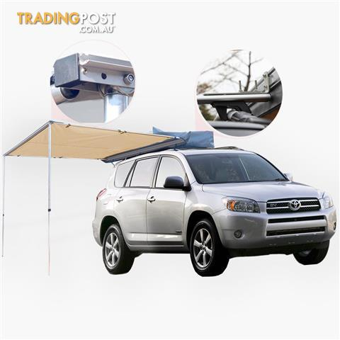 2-5M-x-2M-Car-Awning-Roof-Top-Tent-Outdoor-Camper-Trailer ...