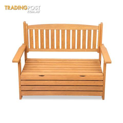 Wooden Outdoor Storage Bench for sale in Sydney NSW  Wooden