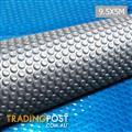 Solar Swimming Pool Cover Bubble Blanket 9.5m X 5m