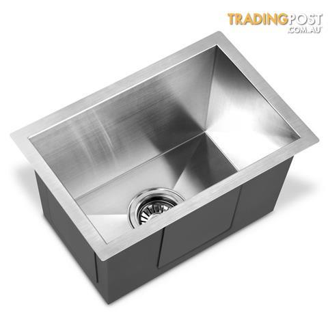Handmade Stainless Steel Kitchen Laundry Sink Topmount Undermount