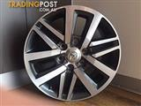 "GENUINE TOYOTA Hilux SR5 20015-2016 18"" ALLOY RIMS / WHEELS Set of 4 Brand new!!"