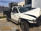 WRECKING - Toyota Hilux 2002 single cab manual 4x4 FOR PARTS 3RZ 2.7 Petrol