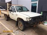 WRECKING 1995 Toyota Hilux RN106 Manual 4x4 Petrol Single Cab