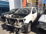 WRECKING Toyota Hilux / 2009 Workmate manual petrol single cab