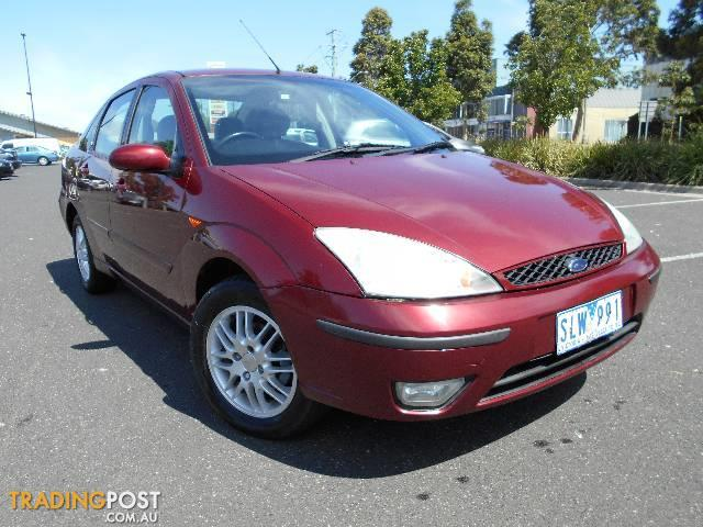 2002 ford focus ghia lr 4d sedan for sale in braybrook vic 2002 ford focus ghia lr 4d sedan. Black Bedroom Furniture Sets. Home Design Ideas