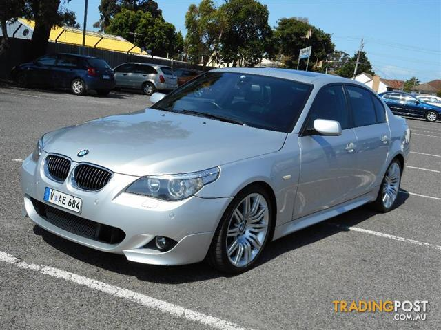 BMW I SPORT E D SEDAN For Sale In Braybrook VIC - Bmw 540i 2005