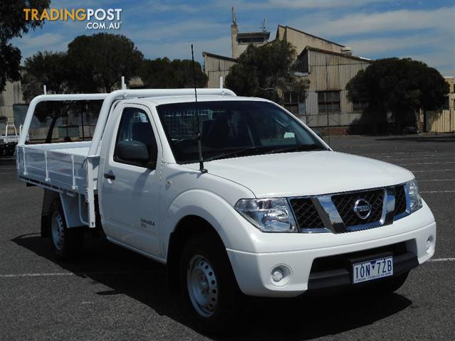 2012 NISSAN NAVARA RX 4X4 D40 MY12 CCHAS for sale in Braybrook VIC   2012  NISSAN NAVARA RX 4X4 D40 MY12 CCHAS