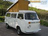 Rare 1974  Westphalia Camper Project