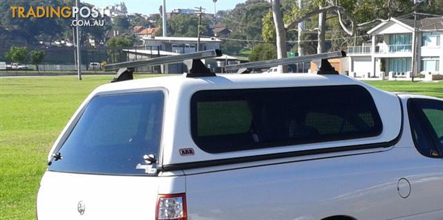 ARB Fibreglass Canopy VZ & ARB Fibreglass Canopy VZ for sale in Gladesville NSW | ARB ...