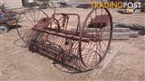 Clearing Sale, Old  Farm Equip, all sorts