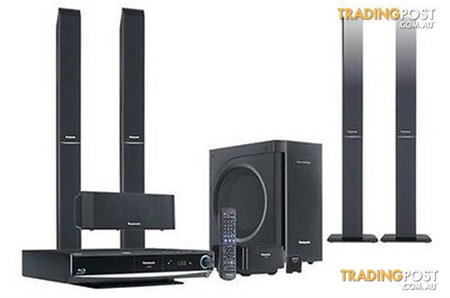 Home Theatre 5.1 System plus DVDs