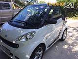 2010 SMART FORTWO COUPE 451 2D COUPE