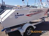 Savage 455 Bay Cruiser Package