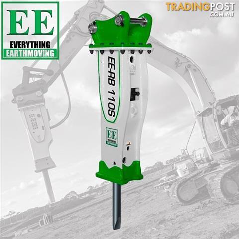 EE-RB110S-Hydraulic-Rock-Breaker