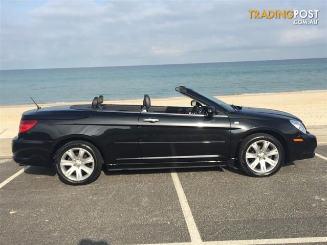 2010 chrysler sebring cabrio limited js 2d cabriolet for sale in mordialloc vic 2010 chrysler. Black Bedroom Furniture Sets. Home Design Ideas