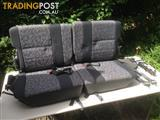 Toyota Landcruiser 80 Series Rear Seats For Sale