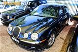 2002 JAGUAR S TYPE V6 SE  4D SEDAN